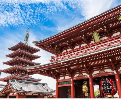 東京自由行【酷航5日】早去午回【12400起】