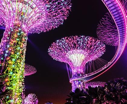 【酷航】新加坡自由行4日【13500起】