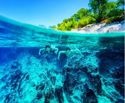 【藍夢島】一次體驗潛水+沙灘俱樂部一日遊