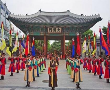 【魅力哈韓趣】韓國首爾溫泉SPA汗蒸幕五日(含稅)