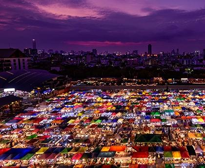 【泰獅泰愛玩】五星曼谷美食吃到飽.嗨翻水世界 享樂無購物5+1日(含稅) 21500起